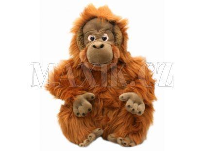Plyšový orangutan 30cm