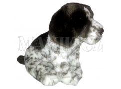 Plyšový pes lovecký 20cm