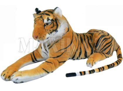 Plyšový tygr 80cm