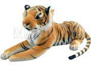 Plyšový Tygr hnědý 54cm
