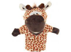 Plyš maňásek žirafa 25 cm