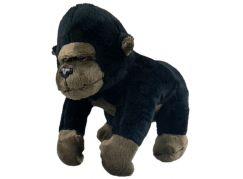 Plyšová gorila 15cm