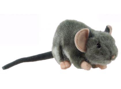 Plyšová myš 16cm