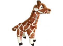 Plyšová žirafa stojící 40 cm