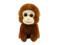 Plyšové zvířátko Opice 17cm