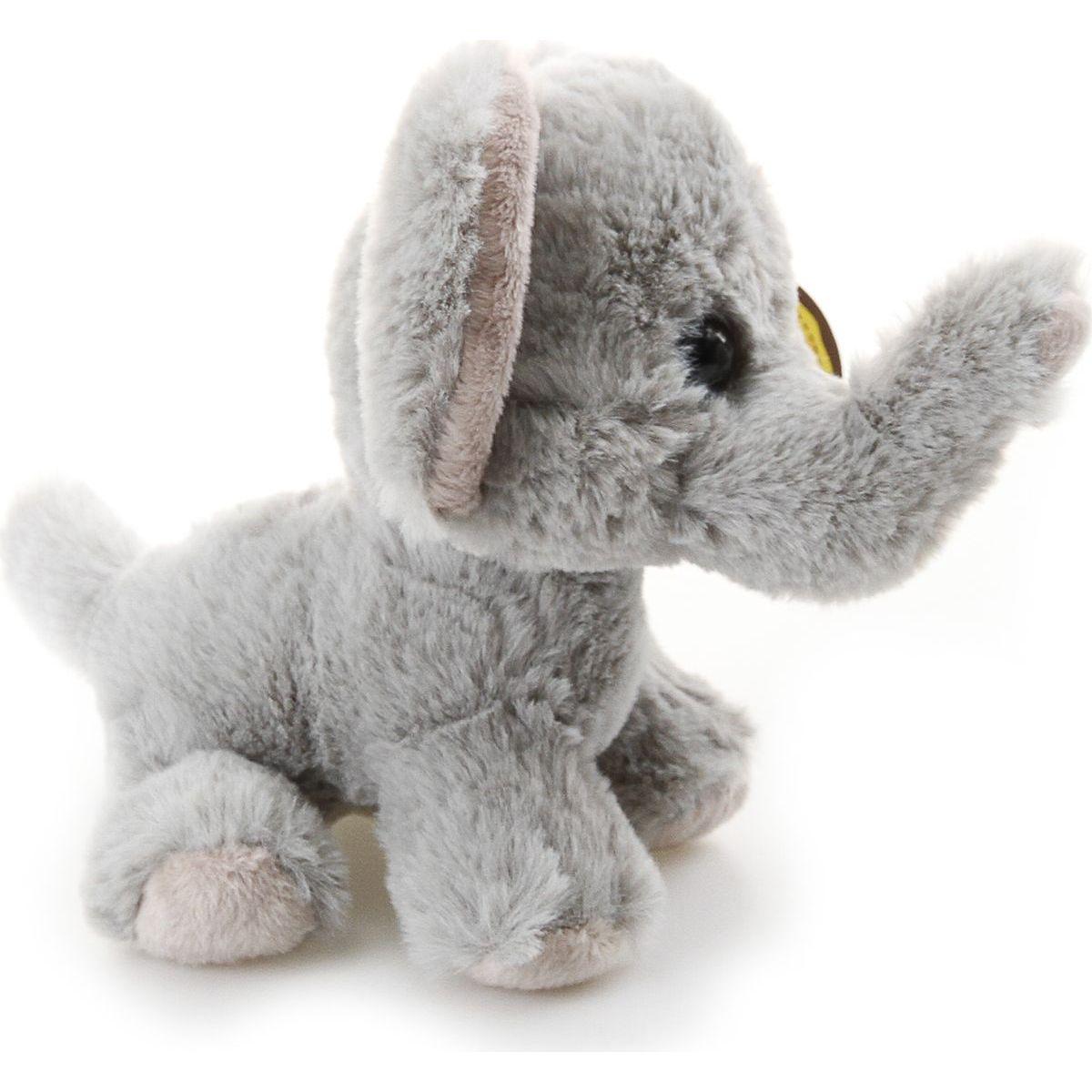Plyšové zvířátko Slon 17cm