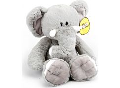 Plyšové zvířátko Slon 25cm