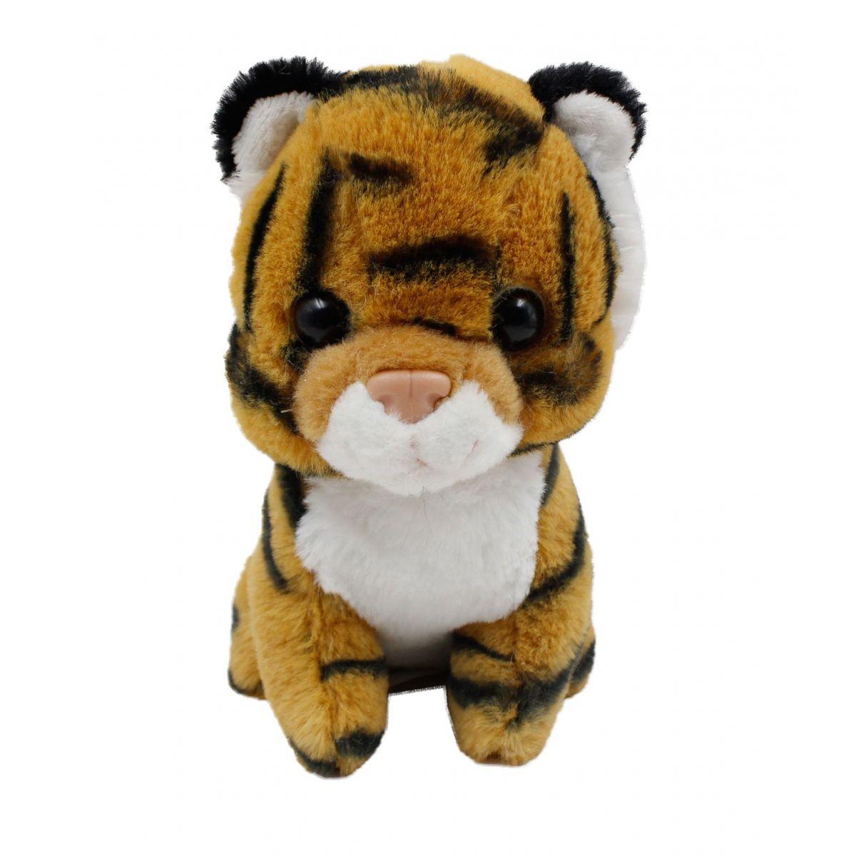 Plyšové zvířátko Tygr 17cm