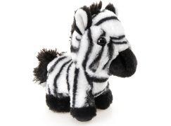 Plyšové zvířátko Zebra 17cm