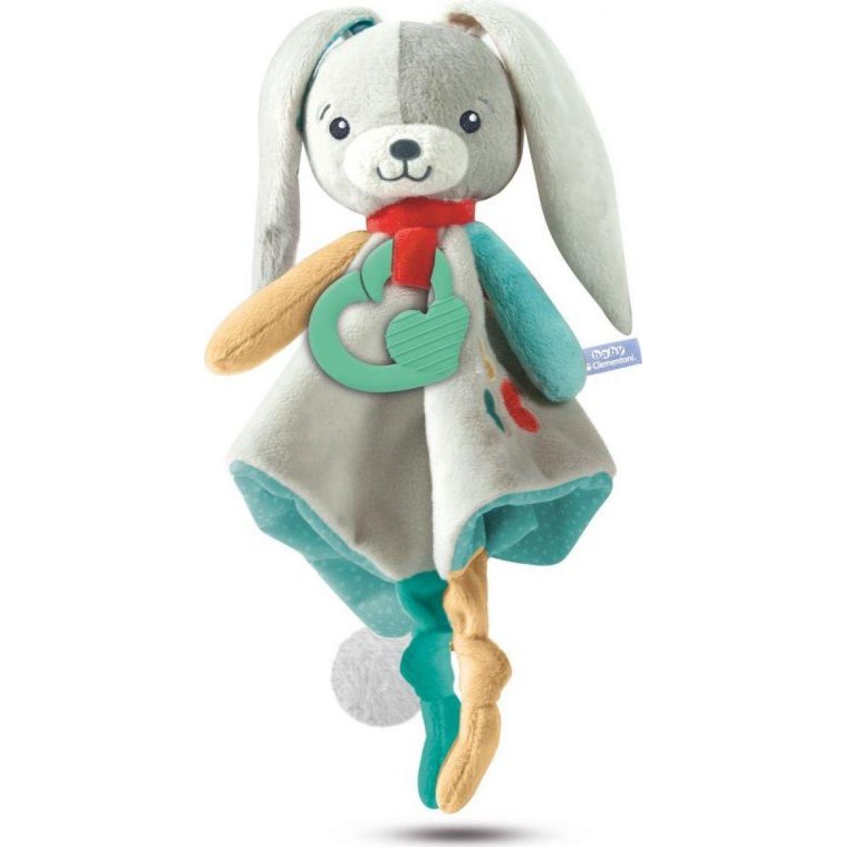 Clementoni Plyšový králíček usínáček