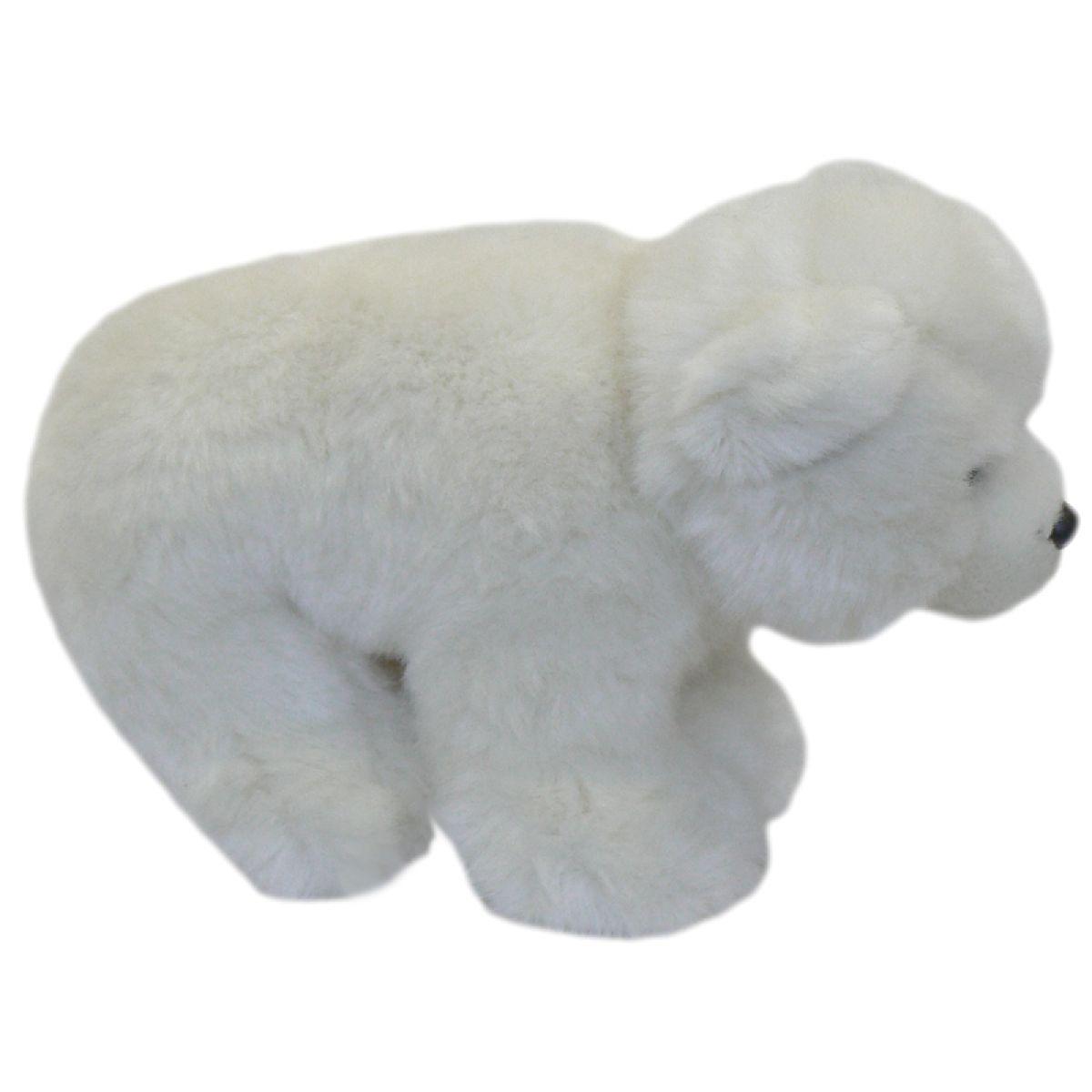 Plyšový lední medvěd 26cm