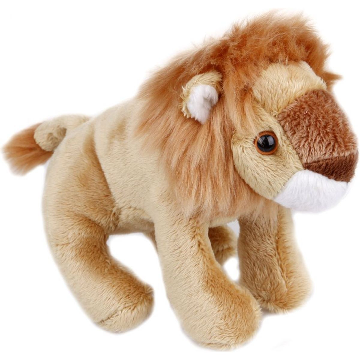 Plyšový lev 14cm
