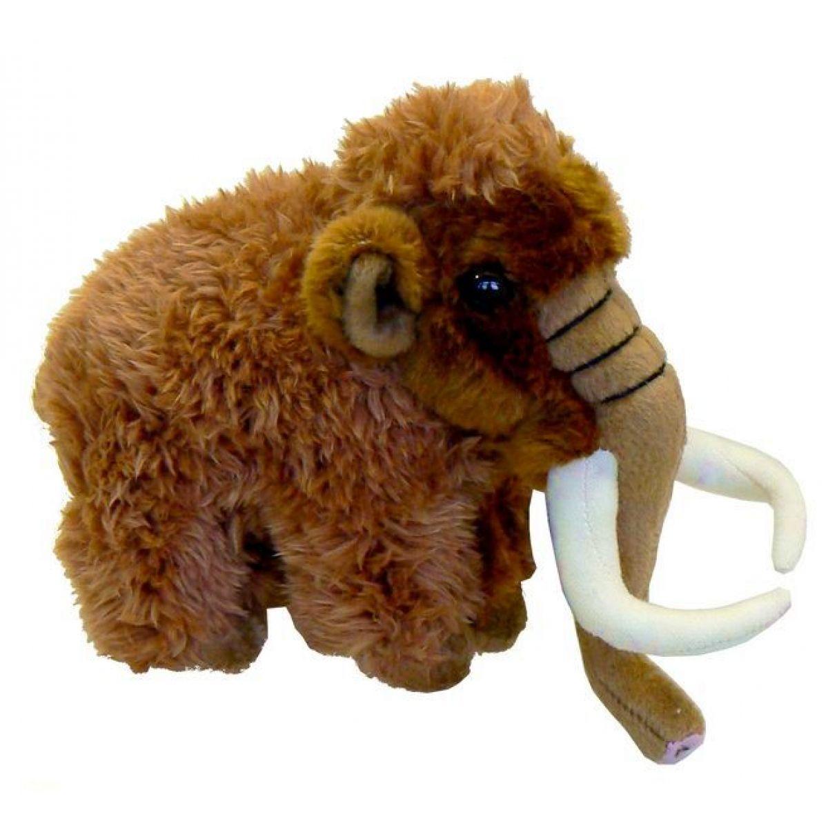 Plyšový mamut 24cm