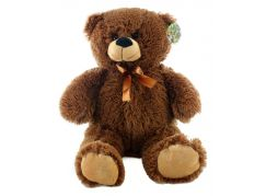 Plyšový Medvěd tmavý 46 cm