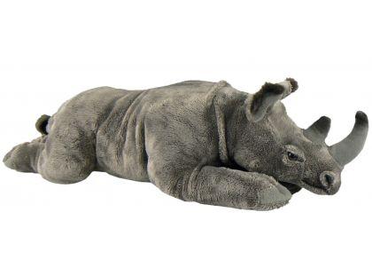 Plyšový nosorožec ležící 55cm
