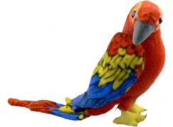 Plyšový Papoušek 26cm