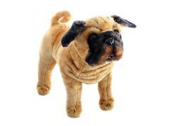 Plyšový pes Buldog 54 cm