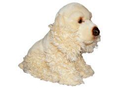 Plyšový pes Kokršpaněl 22cm