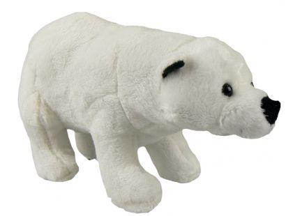 Plyšový polární medvěd 20cm