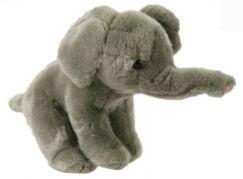 Plyšový slon se zvukem 23cm