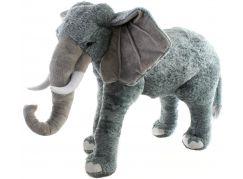 Plyšový slon velký 60 cm