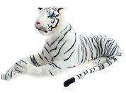 Plyšový Tygr bílý 110 cm
