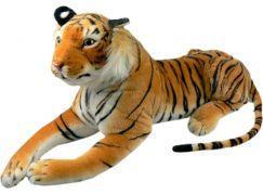 Plyšový Tygr hnědý 86cm