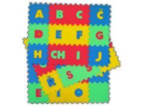 Pěnové puzzle české výroby