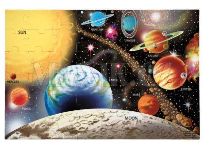 Podlahové puzzle Vesmír 48 dílků