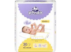 Podložky Panda 60 x 60 cm 30 ks