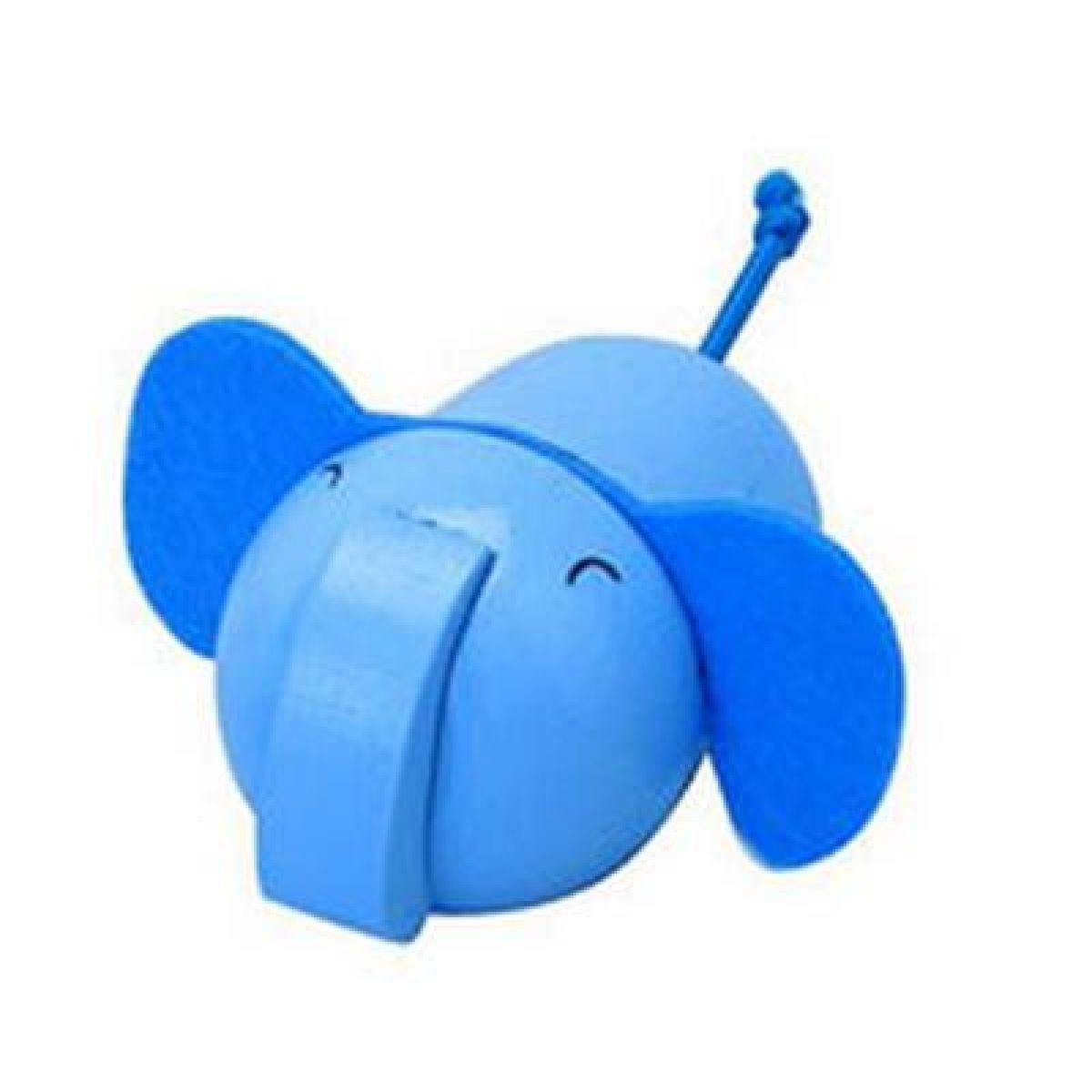 Pohyblivý slon, set 6 ks Plan Toys