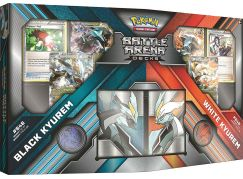 Pokémon Battle Arena Black Kyurem vs. White Kyurem