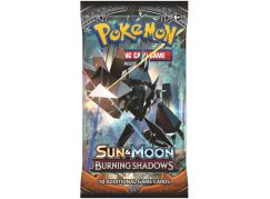 Pokémon SM3 Burning Shadows Booster