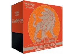 Pokémon Sun & Moon Elite Trainer Box Oranžová