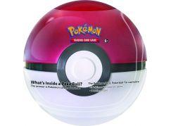 Pokémon TCG: Poké Ball Tin červený
