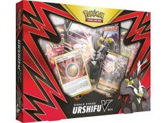 Pokémon TCG: Rapid Strike Urshifu V Box červená