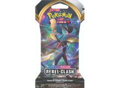 Pokémon TCG: SWSH02 Rebel Clash 1 Blister Booster č.3