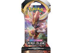 Pokémon TCG: SWSH02 Rebel Clash 1 Blister Booster č.4