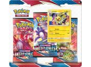 Pokémon TCG: SWSH05 Battle Styles - 3 Blister Booster č.1