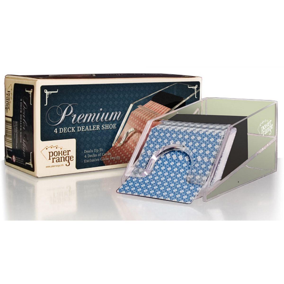 Poker Range Premium Podavač karet
