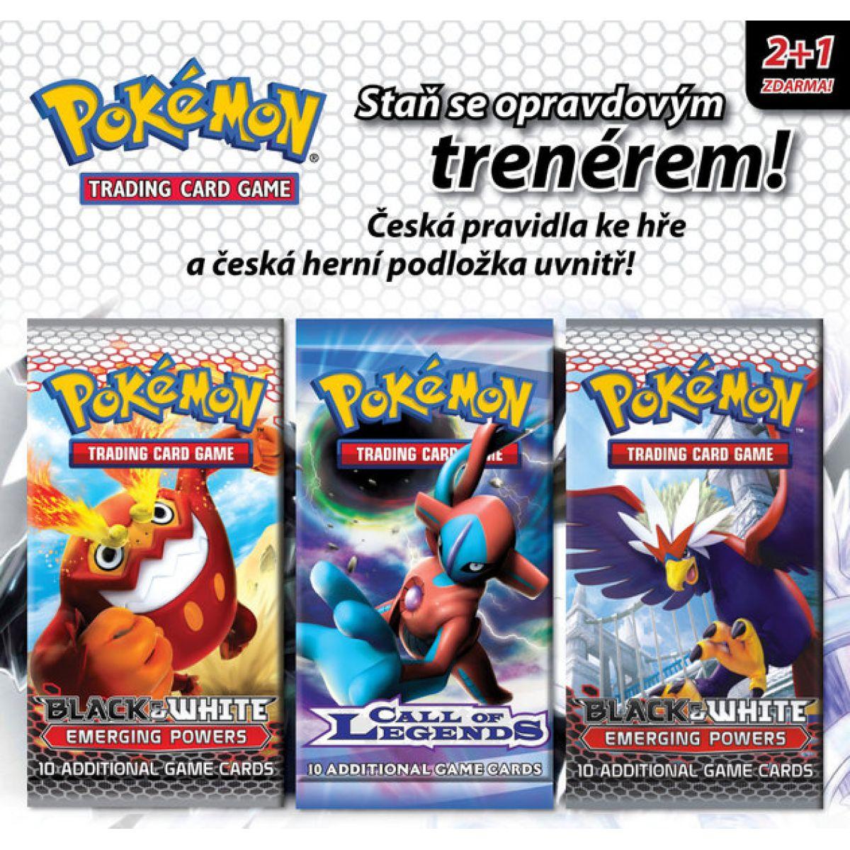 Pokémon Bonus Pack 2+1