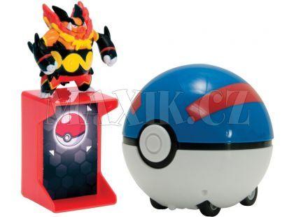 Pokémon: Chyť a vrať se Pokéball - Emboar