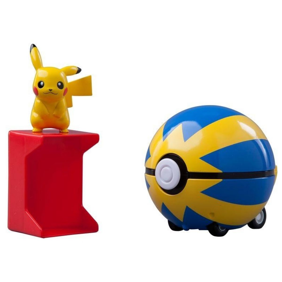 Pokémon Chyť a vrať se Pokéball - Pikachu