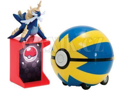 Pokémon: Chyť a vrať se Pokéball - Samurott