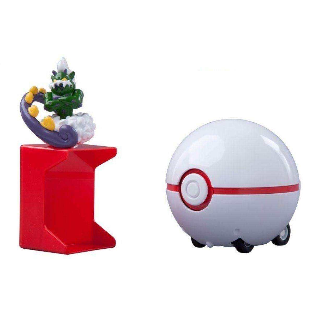 Pokémon Chyť a vrať se Pokéball - Tornadus