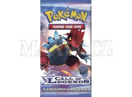 Pokémon HS5 Call of Legends Booster