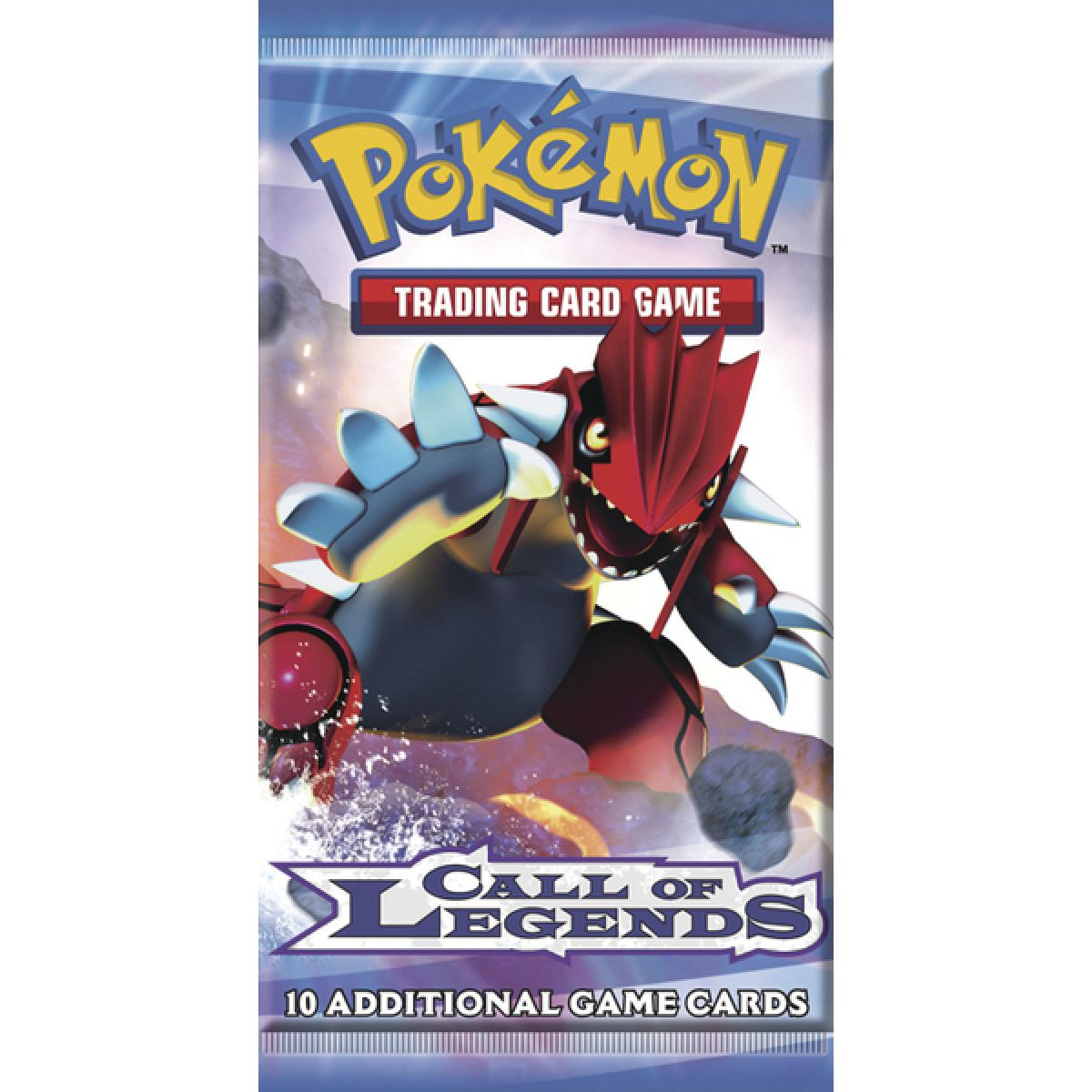 Pokémon HS5 Call of Legends Booster