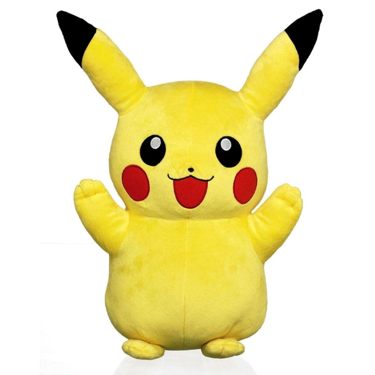 Pokémon Plyšová postavička velká 50cm - Pikachu
