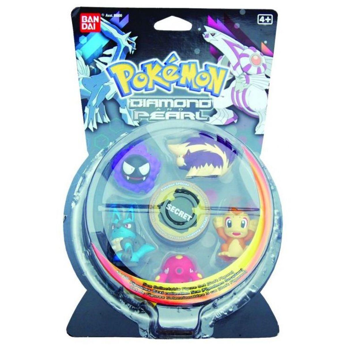Pokémon Sběratelské figurky 5+1