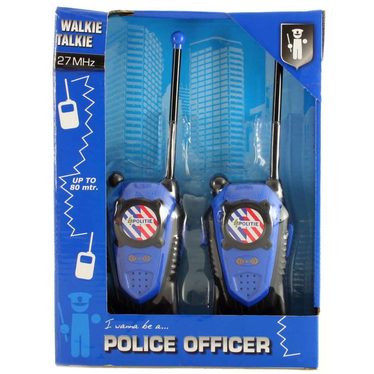 Policejní vysílačky